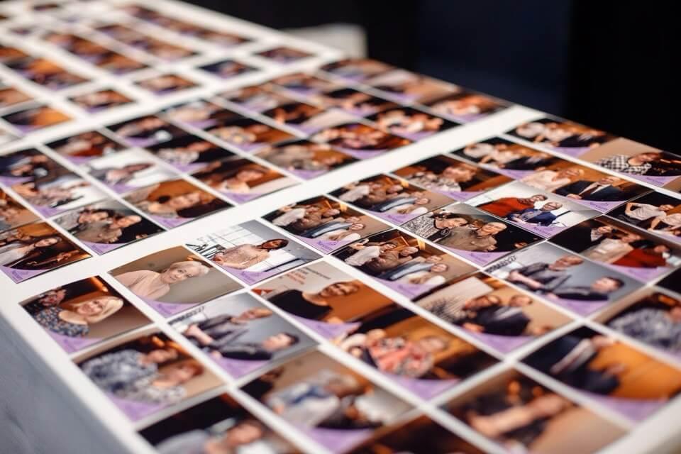 Стенд с фотографиями