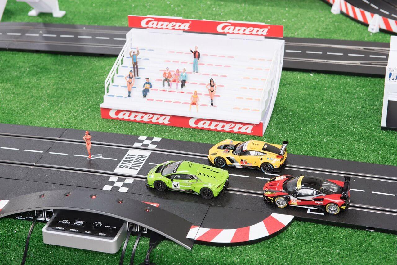 Трековые автогонки